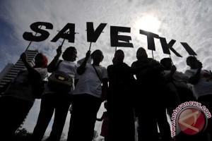 Buruh migran Indonesia di Hong Kong demonstrasi peringati Hari Buruh