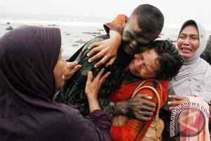 Kopassus TNI AD kukuhkan 110 personel di puncak Gunung Lawu