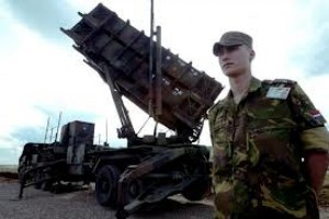 20121223NATO gelar rudal Patriot di Turki NATO akan sebarkan rudal patriot di Turki