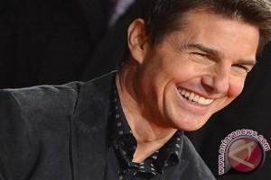 Tom Cruise syuting film The Mummy di Namibia