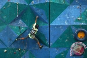 Dua atlet panjat tebing Jateng ke Singapura
