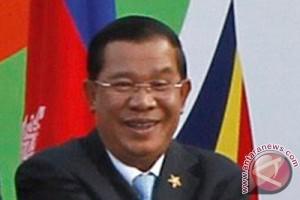 PM Kamboja ucapkan selamat kepada Jokowi