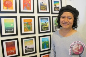 Andrea Hirata raih gelar doktor kehormatan