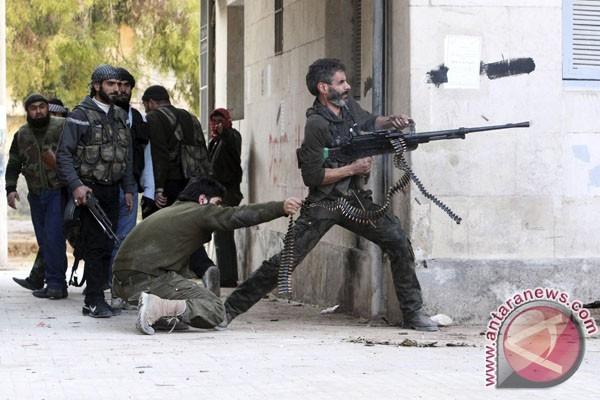 Militer AS : oposisi Suriah
