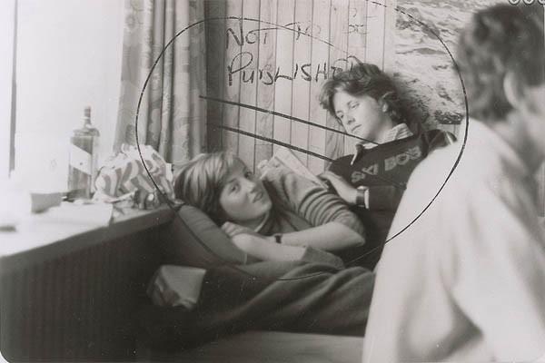Foto remaja Putri Diana yang bikin heboh