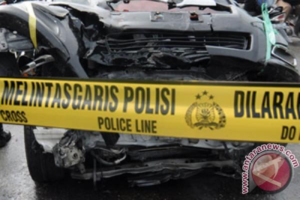 Pengemudi Juke resmi tersangka kecelakaan maut