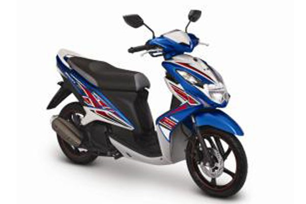 Yamaha News Xeon FI RC (Yamaha Indonesia)