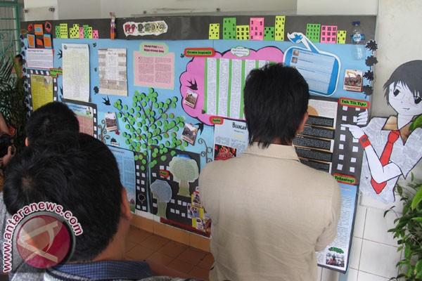 Empat SMA Jakarta kampanyekan Gemas