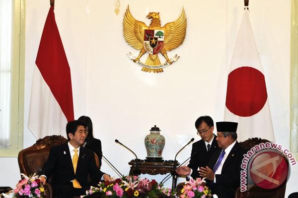 Indonesia-Jepang tingkatkan kerja sama keamanan Asia