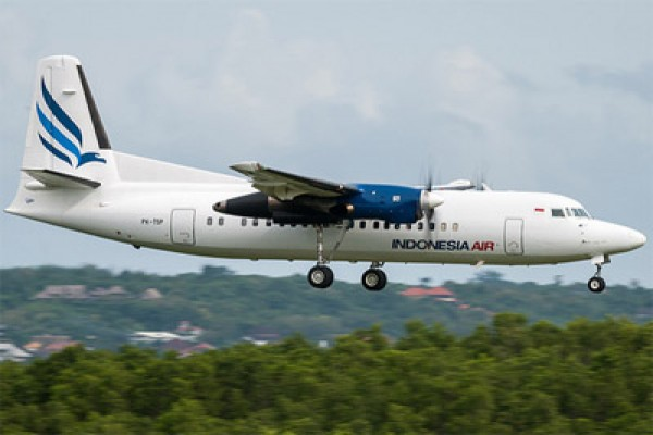 Indonesia Air buka rute penerbangan Palembang-Bandung