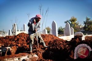 CIA perkirakan Suriah tak bisa dipersatukan lagi