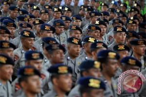 1.818 polisi dikerahkan untuk jaga TPS di Semarang