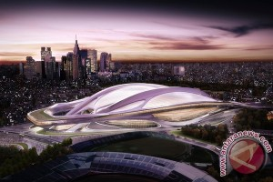 Panitia Olimpiade Tokyo 2020 perkenalkan logo baru