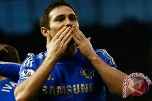 Frank Lampard mundur dari timnas