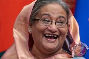 Disapa PM Bangladesh, Trump ogah omong Rohingya