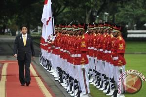 Prosesi serah terima jaga Istana Kepresidenan potensi wisata
