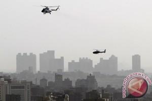 Bom sekitar Kairo tewaskan tujuh polisi dan tiga sipil