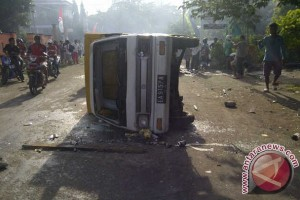 Provokator kerusuhan Sumbawa ditangkap