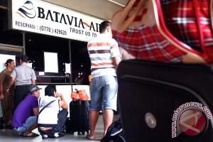 Penumpang Batavia Batam dialihkan ke Express Air