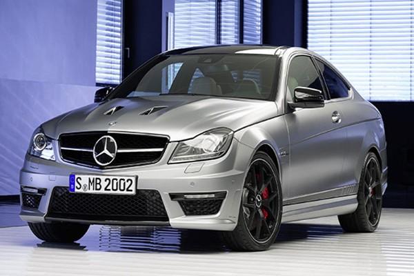 Si kekar Mercedes-Benz C63 AMG Edition 507