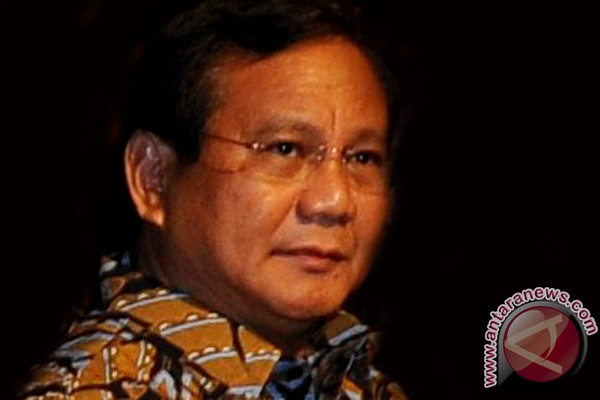 Prabowo exchange experience with former Timor Leste PM