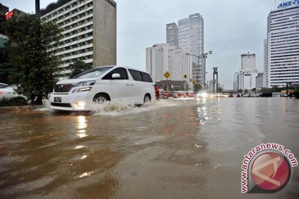 Banjir kepung Kota Sarolangun