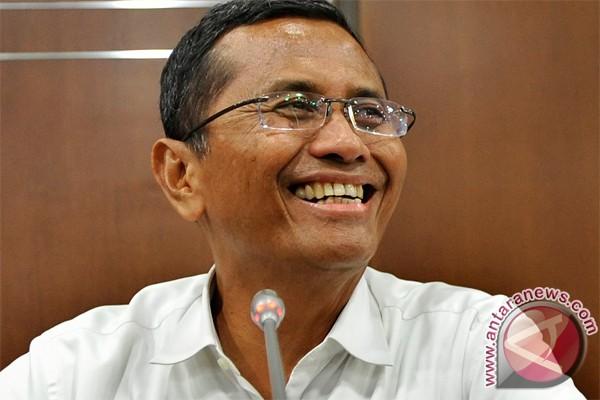 Menteri BUMN panen perdana di Karawang