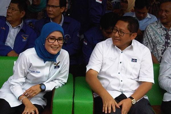 Anas Urbaningrum komentari pernyataan SBY