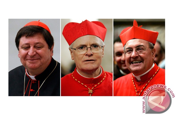 Pemilihan Paus baru pada 12 Maret