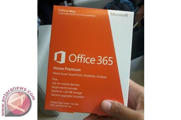 Microsoft Office capai 1,2 miliar pengguna dan 340 juta aplikasi seluler