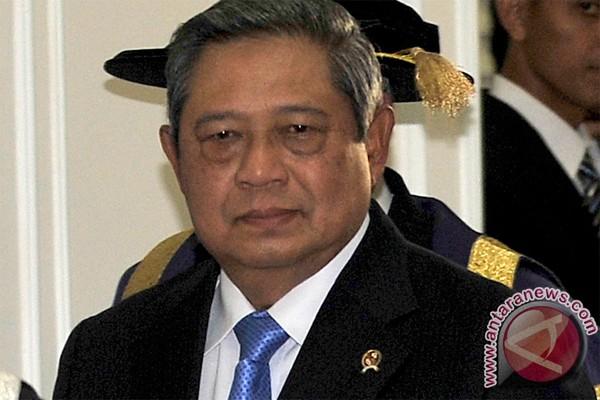 Presiden nilai korupsi tanda merosotnya rasa malu
