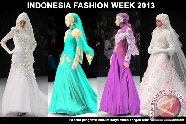 Fashion Week 2013, Indonesia`s Dream To Be World Fashion Hub