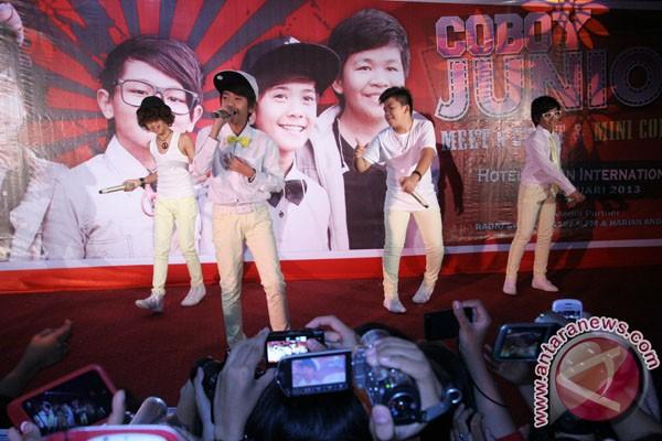 Coboy Junior siap konser di Lampung - ANTARA News