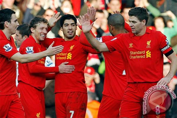 Statistik dan rapor pemain Liverpool FC