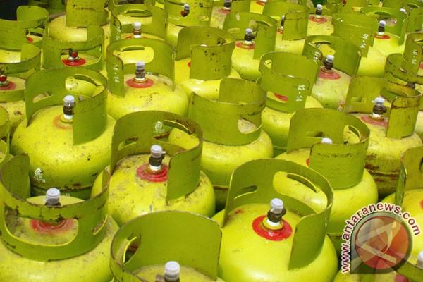 Harga gas 3Kg di Cirebon Rp20 ribu