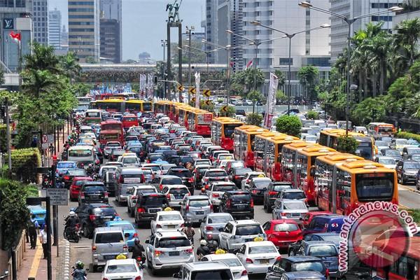 Masterplan Jabodetabek 2020 solusi atasi kemacetan
