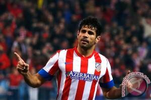 Simeone minta Atletico rekrut kembali Diego Costa