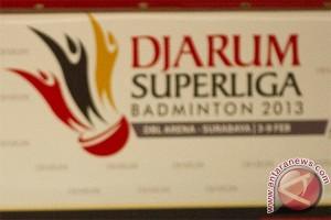 Tim putra Djarum Kudus targetkan juara Superliga