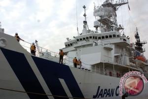 AL Filipina-Jepang gelar latihan bersama