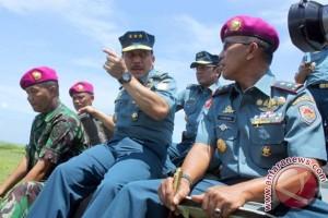 Persiapan Latgab TNI