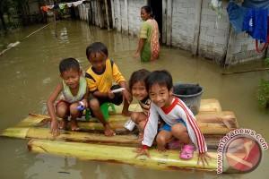 Warga bantaran sungai Bengawan Solo direlokasi