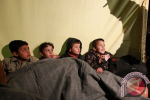 Hampir 90 ribu anak-anak tanpa pendamping cari suaka di UE