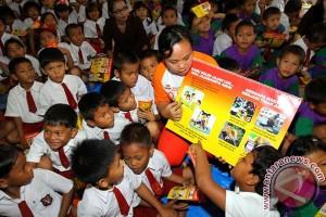 56 persen anak pergi ke sekolah tanpa sarapan