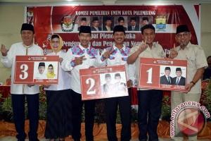 Hasil Pilkada Palembang versi hitung cepat
