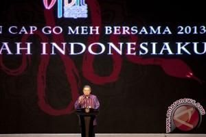 Presiden: meski politik menghangat tetap utamakan perekonomian