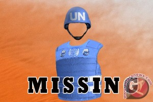 Staf PBB hilang di dataran tinggi Golan