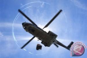 Helikopter militer Rusia jatuh tewaskan tiga orang