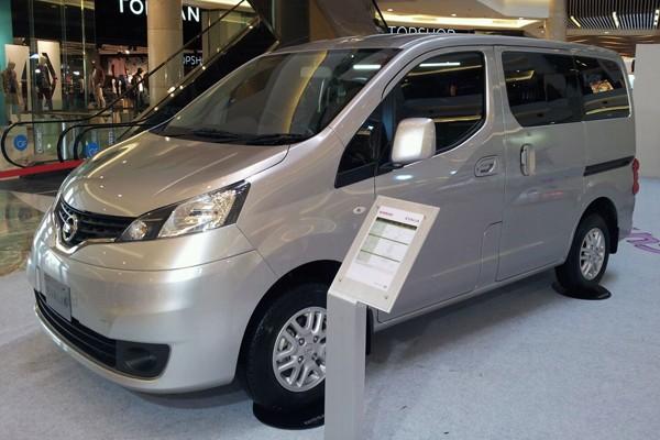 Nissan pertimbangkan nasib Evalia