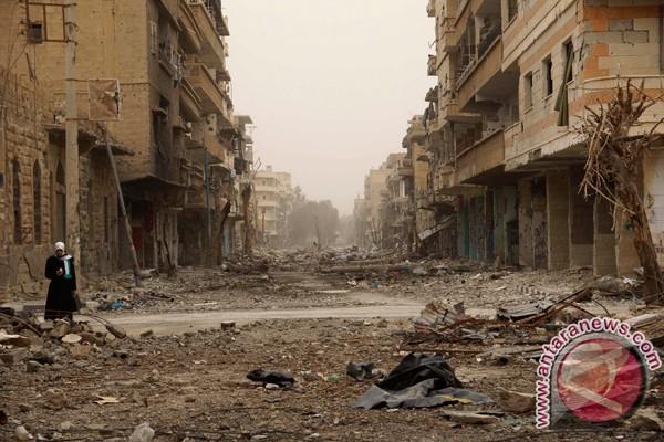 ISIS terpukul, militan asing terbanyak tewas