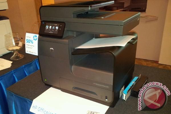 HP luncurkan printer tercepat di dunia
